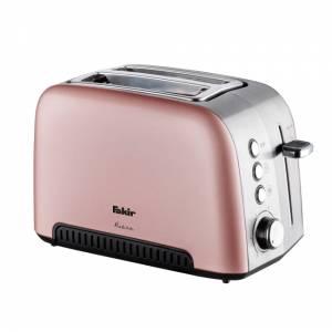 Fakir Rubra Toaster gold-rose