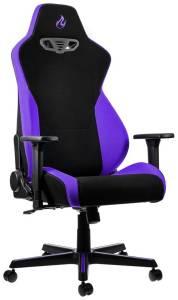 NITRO CONCEPTS S300 Gaming Chair Nebula Purple