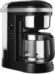 KitchenAid 5 KCM 1209 EOB Onyx Schwarz Kaffeemaschine