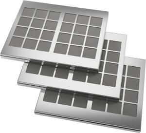 Bosch DIZ0JX0P0 CleanAir Aktivkohlefilter regenerierbar