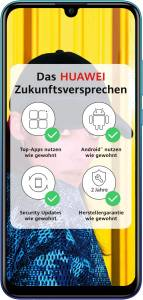 Huawei P smart (2019) Dual-SIM blue