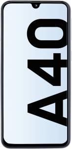 Samsung - Galaxy A40 white
