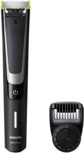 Philips QP 6510/20 OneBlade Pro Bartschneider schwarz