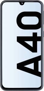 Samsung - Galaxy A40 black
