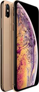 Apple - iPhone Xs Max (64GB) gold