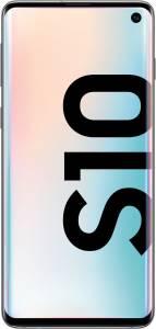 Samsung - Galaxy S10 (128GB) prism black