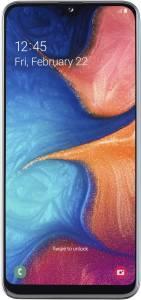 Samsung - Galaxy A20e weiß