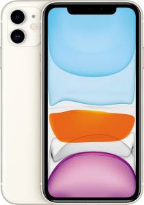Apple - iPhone 11 (64GB) weiß