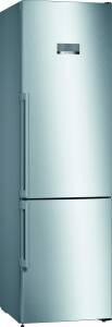 Bosch KGN 39 EIDQ Exclusiv NoFrost Edelstahl .inklusive 2-Mann-Service .bis zum Aufstellungsort