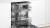 Bosch SBH 4 HCX 48 EXXL Besteckschublade Silence Plus vollintegrierbar