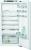 Siemens KI 42 LADF 0 iQ500 A++ Einbau-Kühlschrank KW41