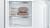 Bosch KIS 77 AFE0 LowFrost 157.8 x 55.8 cm VitaFresh plus
