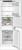 Siemens KI 84 FPF E0 iQ700 A++ Einbau-Kühl-Gefrier- Kombination 178cm