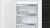 Siemens GI 31 NAC E0 iQ500 A++ Einbau-Gefrierschrank