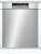 Bosch SMU 6 ZCS 49 E Besteckschublade Unterbau-Spüler Edelstahl
