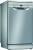 Bosch SPS 2 HKI 41 E 45cm Edelstahl lakiert
