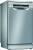Bosch SPS 4HMI 61 E 45cm Besteckschublade Silence Plus Edelstahl lakiert