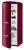 Gorenje RK 60319 OR-L A++, H 170B 60 cm, vulcano red, TA links, Umluft-Kühlsystem