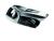 Dirt Devil M 137 Gator 18 V Akku-Handstaubsauger beutellos Turbobürste schwarz/silber