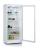 Severin KS 9878 weiß Flaschenkühlschrank