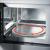 Severin MW 7880 Einbau-Mikrowelle Edelstahl-gebürstet-schwarz