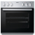 Gorenje New Duo - Set EEK: A Herd-Set BC5101ZX + ECD611SC Edelstahl Induktion Glaskeramik