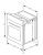 Termikel HES 6023 G EEK: A Glaskeramik Edelstahl