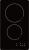 Amica KMC 13281 C Glaskeramikfeld, 30 cm, rahmenlos Autark