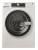 Whirlpool AWZ 8CD/PRO Professionell EEK: B8 kg SteamCare Gewerbegerät