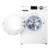 Haier HWD 80-B14636 EEK: A 8kg/5kg1400 Touren Invertermotor