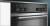 Siemens EQ 210 KA 00Herd-Set EEK: A Glaskeramik 60 cm Edelstahlrahmen