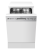 Amica EGSP 14795 EA+ 45 cm integriert Edelstahl,