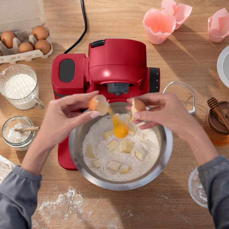 Bosch Küchenmaschine Rot 2021