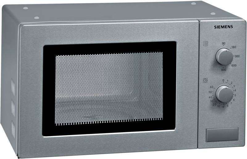 Siemens hf m edelstahl mikrowelle unterbaufähig kochen