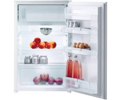 Gorenje Kühlschrank Geräusche : Gorenje rbi aw a schlepptür cm nische kühlschränke einbau