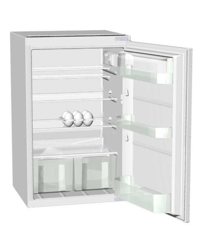 gorenje ri 4092 aw a schleppt r 88cm nische k hlschr nke einbau k hlschr nke ab 85cm. Black Bedroom Furniture Sets. Home Design Ideas