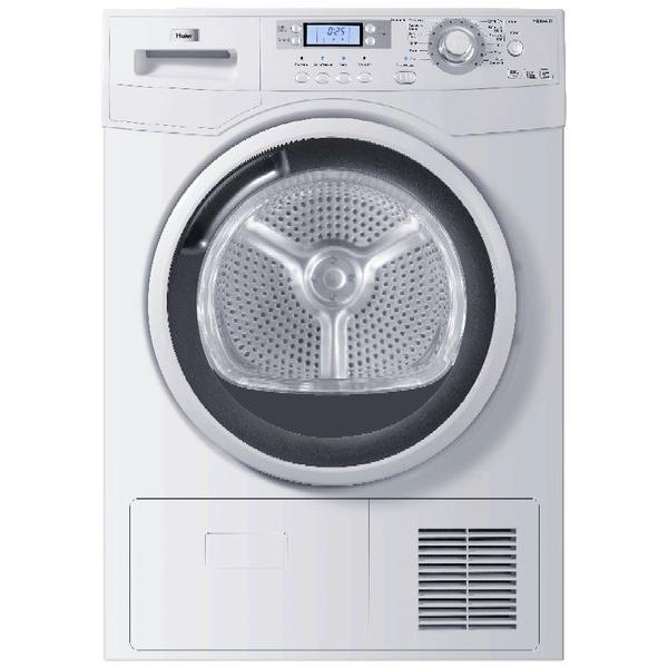haier hd80 a82 a 8kg kondenstrockner w rmepumpe waschen. Black Bedroom Furniture Sets. Home Design Ideas