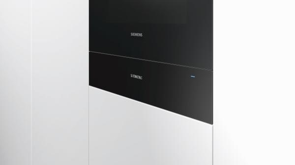 siemens bi 630 cns1 w rmeschublade 14 cm bis 25 kg kochen backen einbauback fen. Black Bedroom Furniture Sets. Home Design Ideas