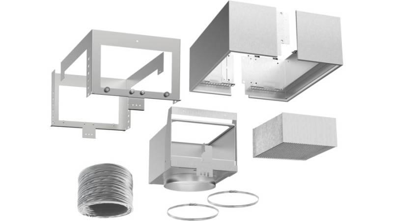 Bosch dsz cleanair modul kochen backen dunstabzugshauben