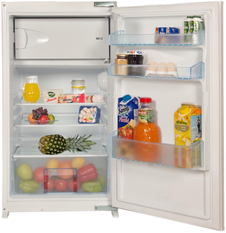 Beko RBI 1400 Integrierbarer Kühlschrank 4 Sterne Gefrierfach A+ ...