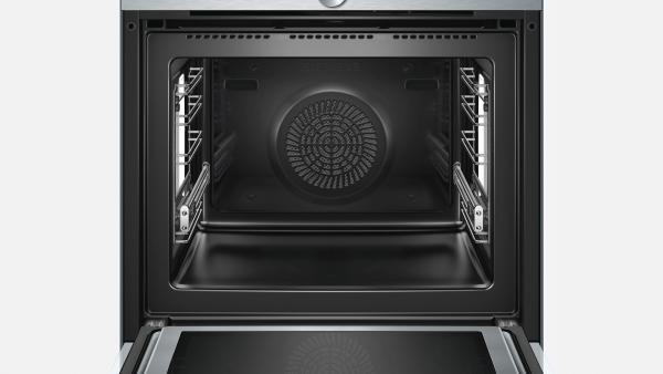 siemens hn 678 g4 w1 wei mikrowellen backofen mit. Black Bedroom Furniture Sets. Home Design Ideas