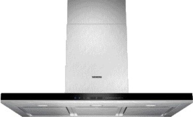 Siemens lc 91 ba 582 edelstahl 90 cm wand esse eek a - Wand dunstabzugshauben ...