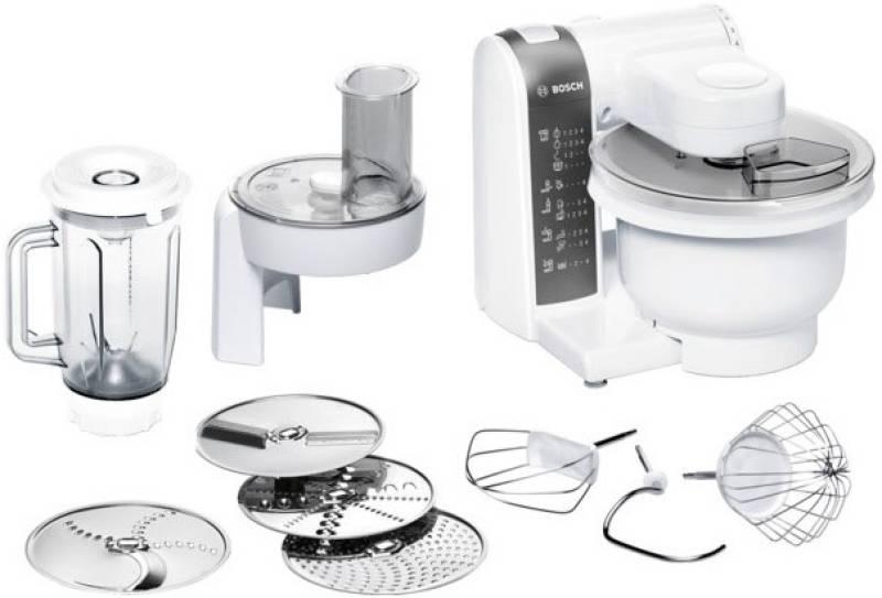 Bosch MUM 48020 DE Küchenmaschine 600 W Elektrokleingeräte ...