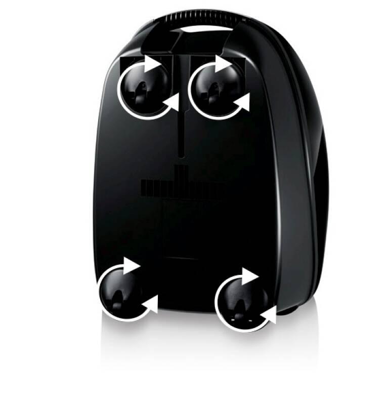 bosch bgl3 b 112 gl 30 schwarz mit beutel schwarz. Black Bedroom Furniture Sets. Home Design Ideas