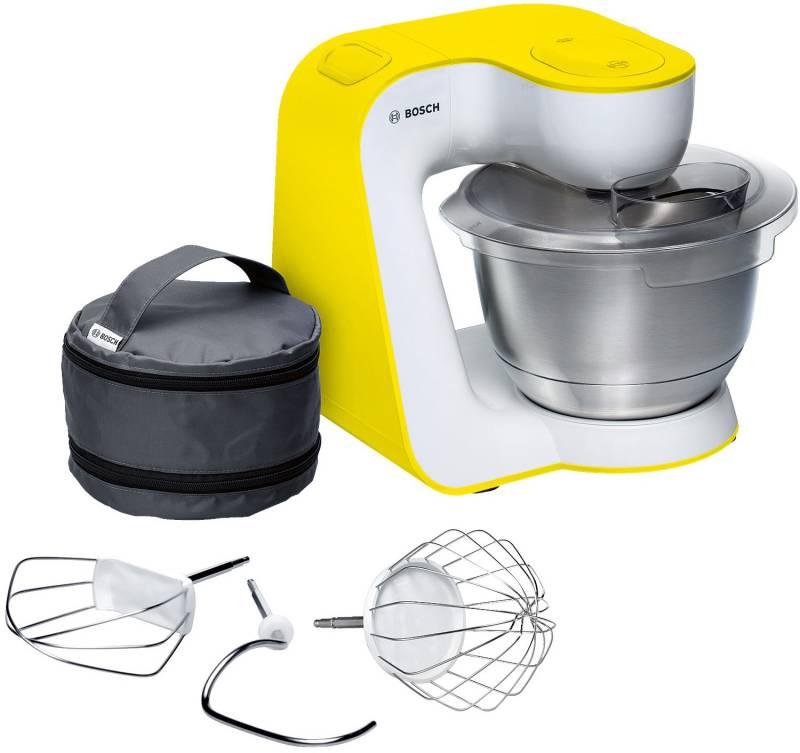 Bosch MUM 54 Y 00 Küchenmaschine StartLine weiß/gelb ...