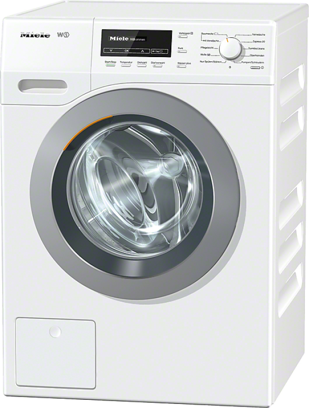 Miele WKB 130 WPS A+++ 8 kg 1600 Touren Lotosweiß Waschen
