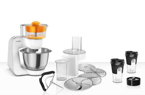 Bosch Mum 58 W 56 De Universal-Küchenmaschine Elektrokleingeräte