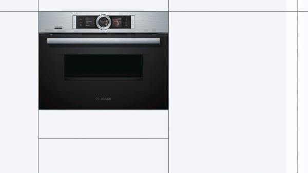 bosch cng 6764 s 6 kompaktbackofen mit mikrowelle. Black Bedroom Furniture Sets. Home Design Ideas