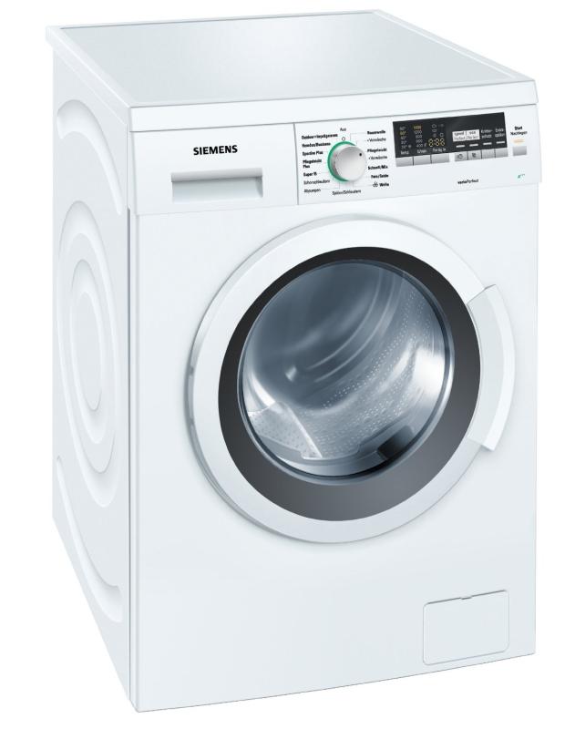 siemens wm 14 q 4 eco varioperfect a 7 kg 1400 touren waschen trocknen waschmaschinen. Black Bedroom Furniture Sets. Home Design Ideas