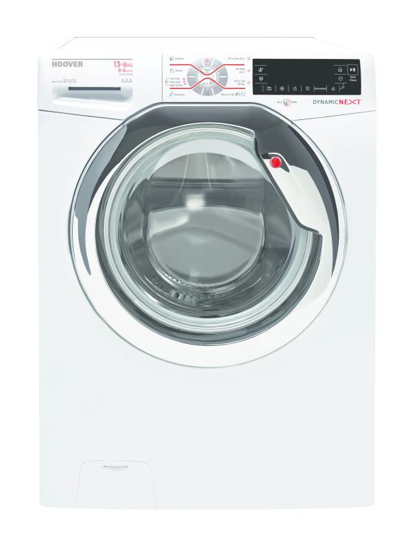hoover wdmt 4138 ah waschtrockner 13kg waschen 8kg trocknen eek a waschen trocknen waschtrockner. Black Bedroom Furniture Sets. Home Design Ideas